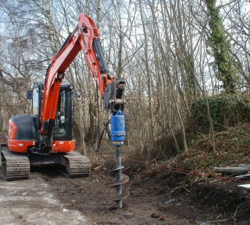 Ground Drilling